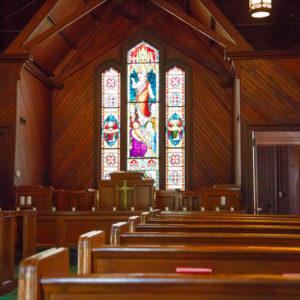 A beautiful old church