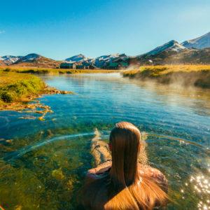 Mountain Trek Hot Springs