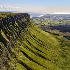 stunning landscape of Ireland