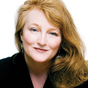 Headshot of Krista Tippett