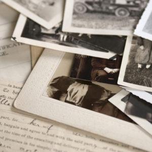 Old Genealogy Family History Photographs