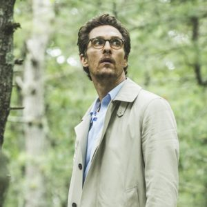 Matthew McConaughey in Sea of Trees movie