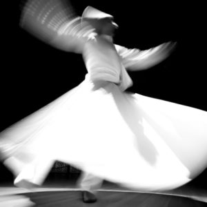 Whirling Dervish Dancer, Turkey