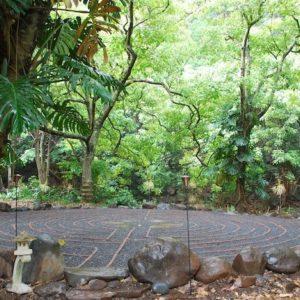 A beautiful labyrinth