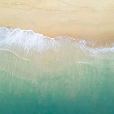 Calming ocean image for how to relax and reduce worry and anxiety