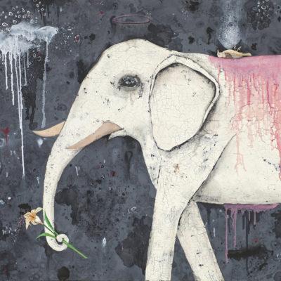 Animal Forms of Wisdom by Alexandra Eldridge