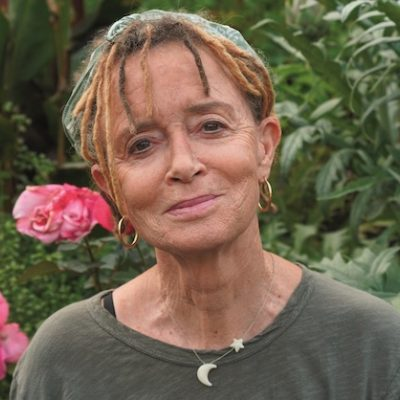 Author Anne Lamott