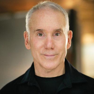 Headshot of author Dan Millman