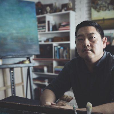 Artist Duy Huyhn