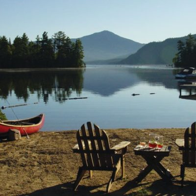 Whiteface Lodge in New York