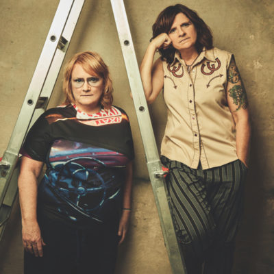 EMILY SALIERS AND AMY RAY