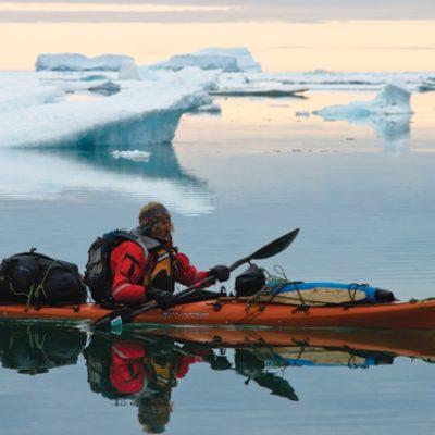 Jon Turk kayaking