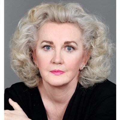 Headshot of author Julia Cameron