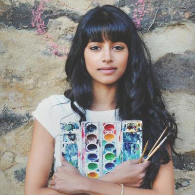 Author Meera Lee Patel