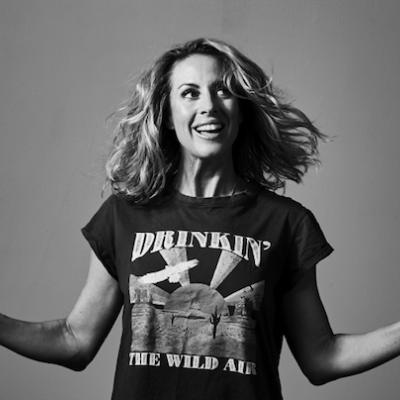 Sarah Wilson, author of This One Wild and Precious Life