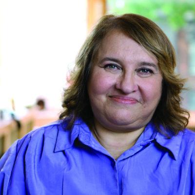 Meditation teach Sharon Salzberg