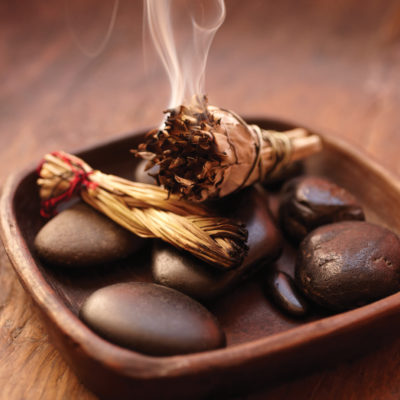 <em>Edit Article</em> The Ancient Art of Smudging