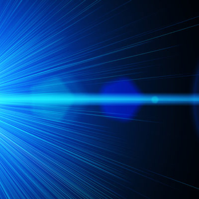 A laser is an amplified optical signal providing coherent light.