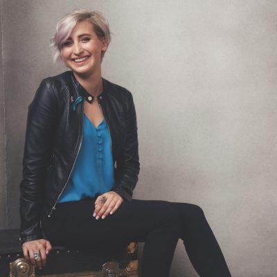 Amanda Thomashow of Survivor Strong Org