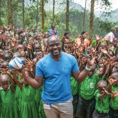 Image of Twesigye Jackson Kaguri