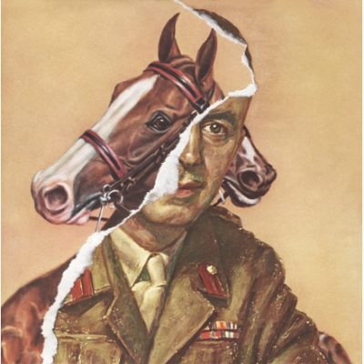 War Horse illustration