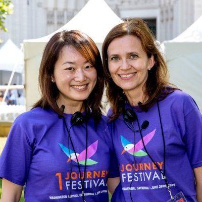 Wendy Chan and Vanda Berninger of One Journey