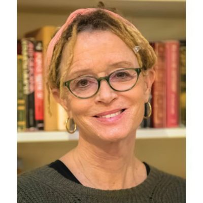 headshot of Anne Lamott