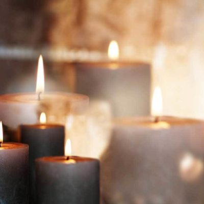 Holiday candles
