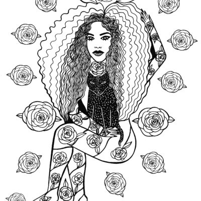 rose gal credit Beata Kruszynski