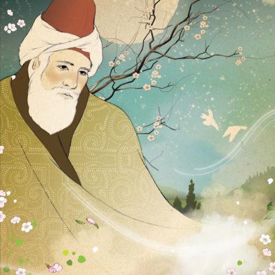 the mystic poet Rumi