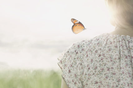 Butterfly Shoulder