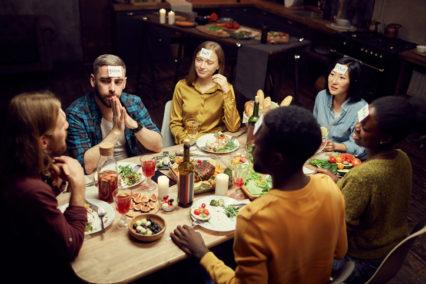 Dinner Table Games