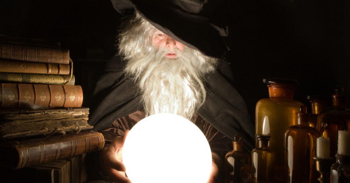 Light Magic for Dark Times
