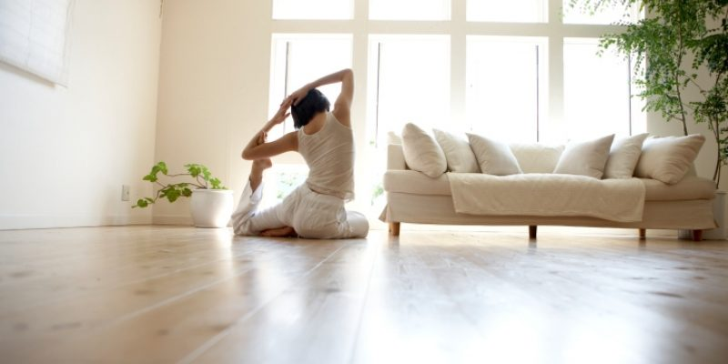 How to Develop a Home Yoga Practice