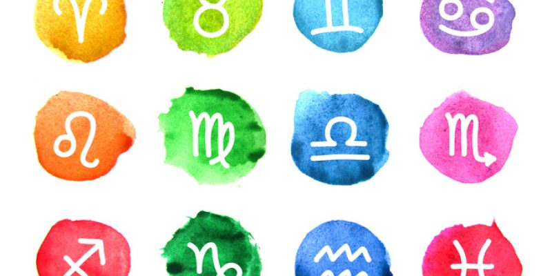 12 signs of the zodiac