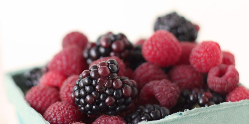Rustic Raspberry Cake: Good Food, Spirituality & Health