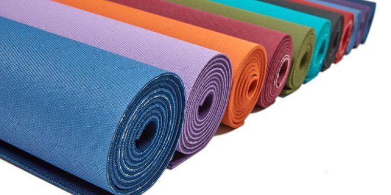 Colorful Jade Harmony Yoga Mats