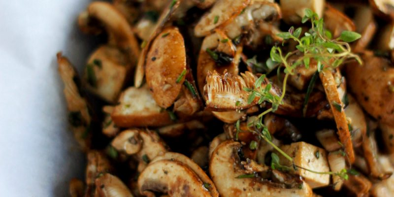 Tofu and Wild Mushroom en Papillote: Good Food, Spirituality & Health
