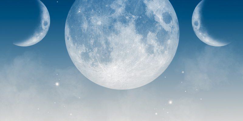 Full moon, blood moon, blue moon, supermoon shows power of moon