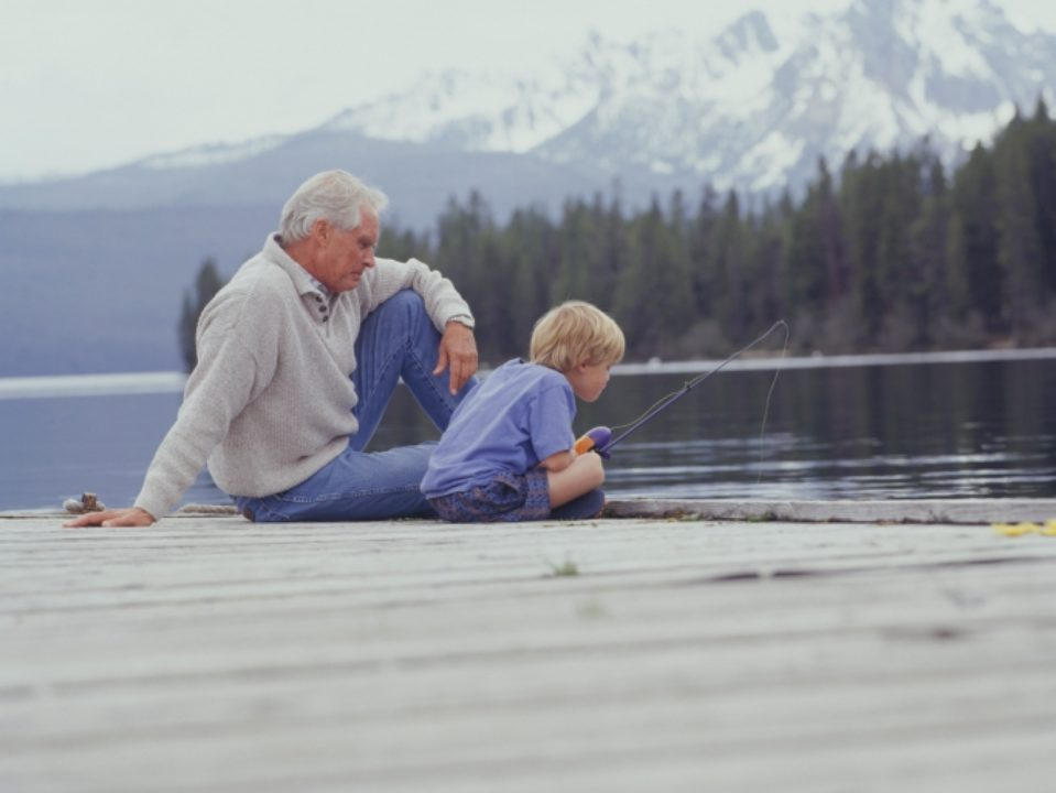 What I Want for My Grandchildren