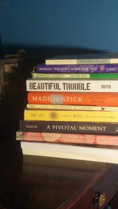 Delightful Lessons from a Sacred Summer Reading List: Spirituality & Health