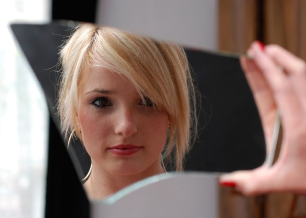 Holding up the Mirror: Rituals for Self-Reflection