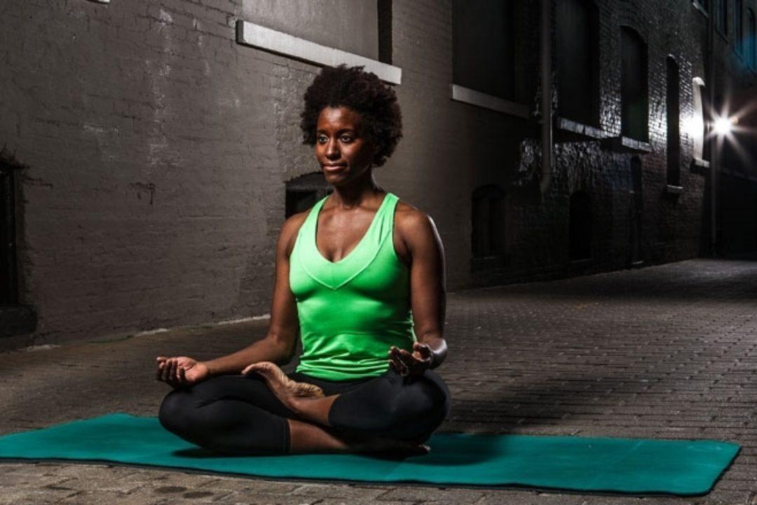 Yoga Meditation Pose Understanding t...