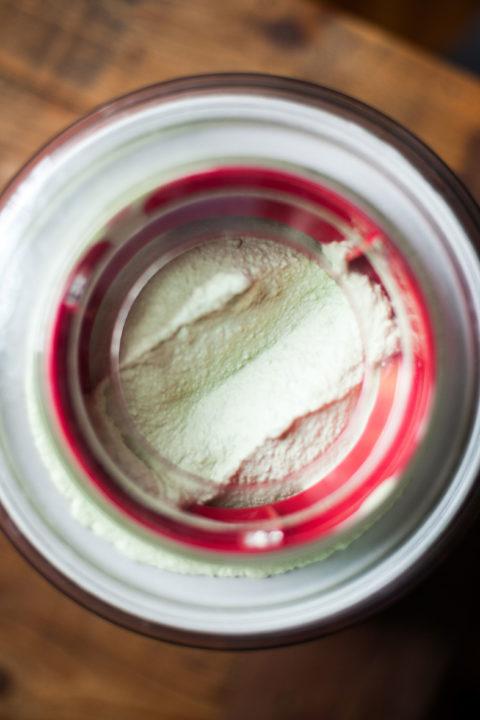 Dairy-Free Matcha Green Tea Ice Cream: Good Food, Spirituality & Health