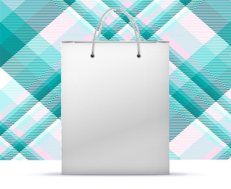 A gift bag