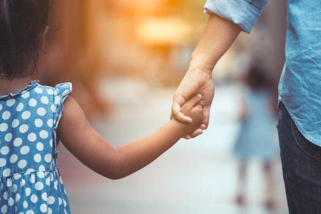 child and parent