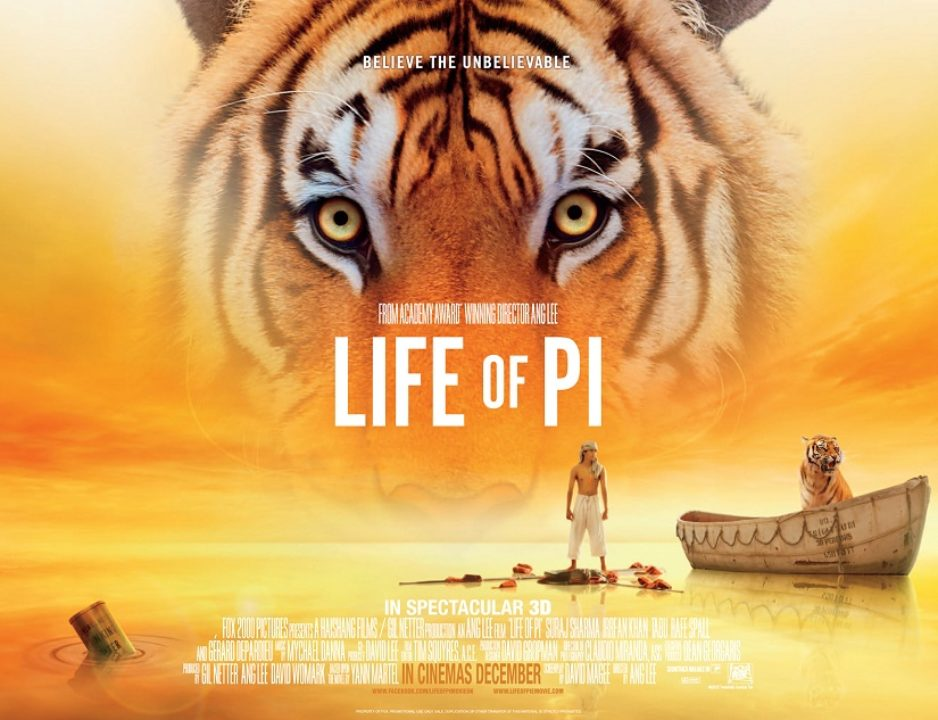 """Life of Pi"": A Journey of Spirit and Survival"