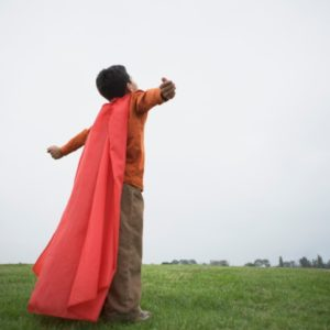 Calling All Spiritual Superheroes
