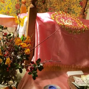 <em>Edit Blog entry</em> Prioritizing Sacred Space
