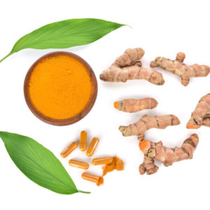 Various forms of curcumin